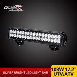 """18 """" 108W barra chiara fuori strada del camion LED per fuori dalla strada"""