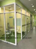 Empresas Sistema de partição de toalete Madeira Painel à prova de fogo Custom Safetly Door