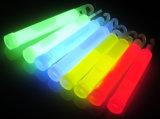Bâton de lueur de décoration d'usager de bâton de lueur de 4 pouces