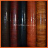 Pellicola di legno del PVC della decorazione di trasferimento del marmo o del grano