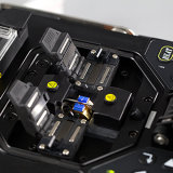 Shinho 4 Bewegungsautomatisches verbindenes und erhitzendes aus optischen Fasern Fusion Splicer