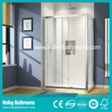 Популярный ливень прямоугольника сползая дом с рамкой алюминиевого сплава (SE905C)