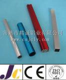 Tubulações de alumínio com fazer à máquina, tubulação de alumínio anodizada da extrusão do bom preço (JC-P-50190)