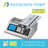 Infusion-Spritze-Pumpe ISO-kundenspezifische populäre fördernde China preiswerte