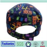 La insignia al por mayor del algodón se divierte el casquillo del sombrero