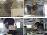 Bloques multi del corte del cortador del bloque de la piedra de las láminas del granito de mármol automático a la talla (DQ2500)