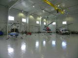 Ангар технического обслуживания самолета хорошего качества