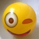 N6p Kurbelgehäuse-Belüftung oder TPU entlüfteten 40cm aufblasbares Wasserball-Spielzeug