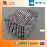 De concurrerende Magneet van de Schijf van het Neodymium van de Zeldzame aarde N48sh
