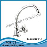 Taraud de bassin, robinet de mélangeur de bassin (M51-312)