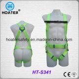 Protección de la caída fácil desgastar el harness de las mujeres de la seguridad para subir