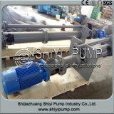 Vertikaler Hochleistungsabfluß, der zentrifugale Schlamm-Pumpe handhabt