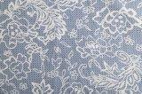 Симпатичная конструкция много ткань джинсовой ткани картины напечатанная разрядкой для повелительницы Джинсыов Кофточки