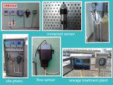 Mètre autonettoyant de turbidité de traitement d'eaux d'égout RS485