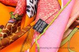 De Zijde van 100% past de Digitale Afgedrukte Sjaal van het Ontwerp aan