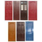 8 لون مع مركزيّ قوس [فيبرغلسّ] باب