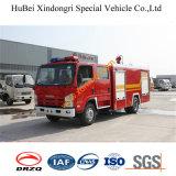 de Vrachtwagen Euro4 van de Brand van het Water van 3.5ton Isuzu Ql11109kary