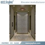 Pequeña elevación vertical del elevador del hogar del chalet para 2 personas