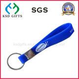 Llavero de silicona de goma personalizado de promoción baratos