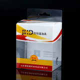 명확한 Pet/PVC/PP 수송용 포장 상자를 인쇄하는 UV 오프셋