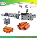 Belüftung-Rohr-Rohr-Strangpresßling-Maschine, die Maschine herstellt