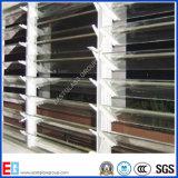 다른 색깔을%s 가진 명확한 미늘창 유리/명확한 유리제 미늘창/창 유리 또는 유리 미늘창