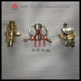 Струбцины сразу поставкы фабрики фикчированные двойные/струбцины шарнирного соединения/муфты трубы соединяясь