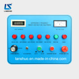 Calefacción de inducción de acero de alta frecuencia del eje que apaga la máquina