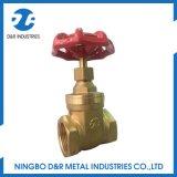 Válvula de porta de latão para o mercado da Indonésia
