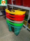 Griff-Einkaufskorb des Supermarkt-bequemer Einzelverkaufs-2