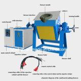 Hochfrequenzinduktions-Alteisen-schmelzendes Gerät 15kw