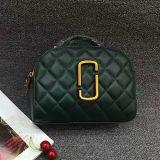 Ultima borsa di cuoio reale del sacchetto di Shoudler del cuoio del Gird dei sacchetti della signora frizione di disegno 100% fatta in Cina Emg5106