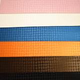 Gute Qualitätsform-synthetisches Leder für Handy iPad Shell (HTS013)
