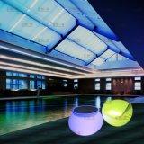 LED-Pflaume-Blumen-Tisch-Stimmungs-Licht-Tische für Partei-Feier
