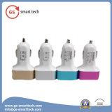 3개의 포트 USB 차 충전기
