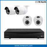 720p 8CH P2p Schreiber CCTV-DVR für Ahd/Tvi