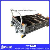 Apparecchiatura funzionante di posizione per le parti di automobile Integrated cassetto e carrello