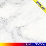 Telha de assoalho cerâmica da porcelana de mármore de Cararra da cópia da telha do edifício de Walton (WG-IMB1688)