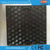 Module van de Muur van HD 250*250mm Openluchtleiden P3.91 de Video
