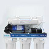 独特な5つの段階ROの臭いの錆取り外し水清浄器の殺菌