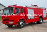 거품 소방차, 4X2/4X4 FAW 화재 싸움 트럭