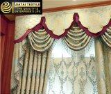 Занавесы и Valances комнаты декора занавеса полиэфира живущий