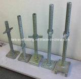 Impalcatura che puntella base di appoggio/dispositivo d'avviamento per costruzione