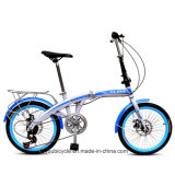 High Quality 20 Inches Folding camera Pocket Bike (ly-a-77)