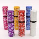 Botella de perfume de aluminio colorida del aerosol 10ml