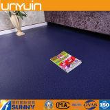 Suelo antideslizante del vinilo del PVC de la serie de la alfombra