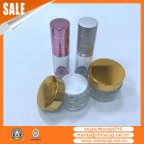 Eben kosmetische verpackenbehälter-Gläser mit der Kapazität 15g30g50g