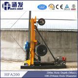 200m Schlussteil/Gleiskette eingehangene hydraulische Wasser-Vertiefungs-Ölplattform