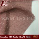 Seda girada 1% de seda do ouro da tela 90%Silk 9%Cotton do algodão da tela de mistura 10mm