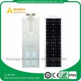 luz de calle solar integrada de 50W LED con buen precio